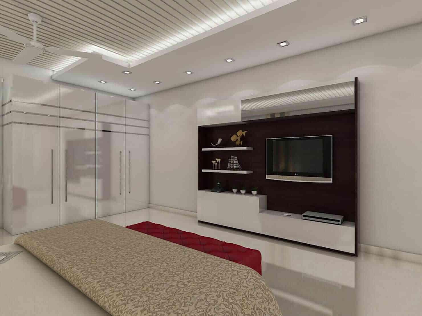 Plafon PVC untuk rumah modern